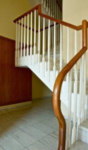 Detalle escalera
