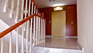 Detalles escaleras planta