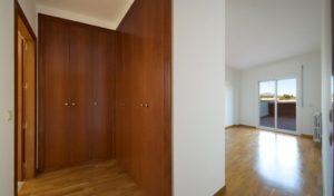 Habitaciones principalales con vestidor y aseo