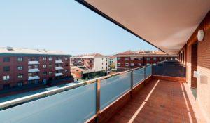 Vistas amplias con edificios bien equilibrados